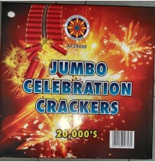 JUMBO CELEBRATION CRACKERS